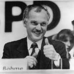 Manfred Ibrahim Böhme, SPD-Parteitag, Leipzig 1990