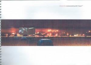 Drive-In: Kino. Landesausstellung 2001 Friesach (Projektvorschlag)