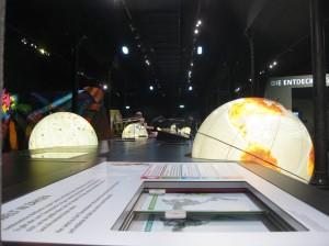 Forschertisch, Niederösterreichische Landesausstellung 2011