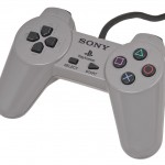 Erstes Play-Station-Joypad